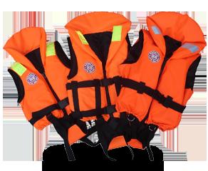 Спасательные жилеты